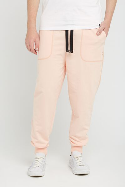 College Trackie, PEACHY