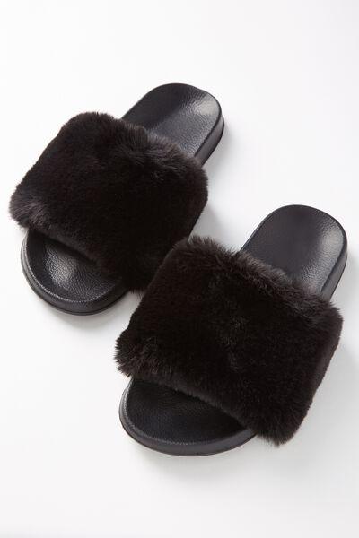 Fluffy Slides, BLACK II
