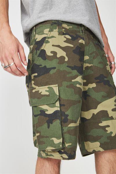 Cargo Shorts, CAMO