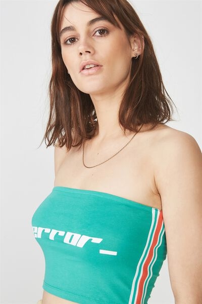Tube Bandeau, ERROR_TAPE_EMERALD