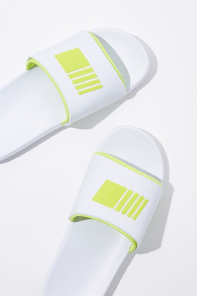Neo Slide, WHITE_LIME
