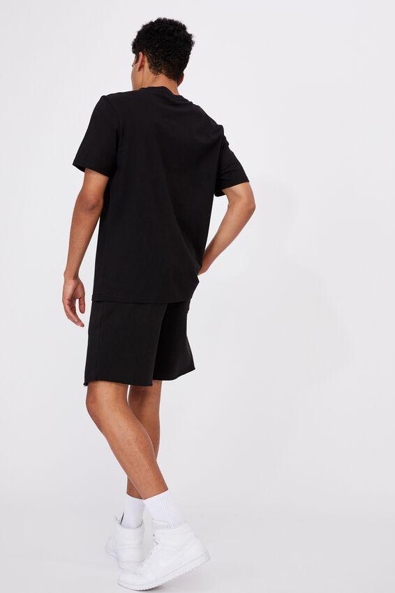Regular Music Merch T Shirt, LCN MT BLACK/BIGGIE
