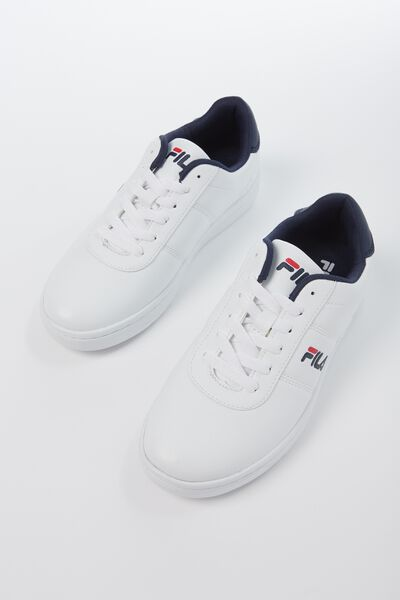 Fila Trainer, WHITE/NAVY