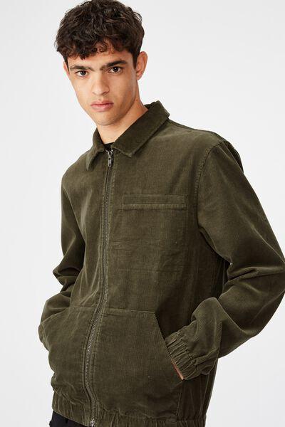 Harrington Jacket, KHAKI