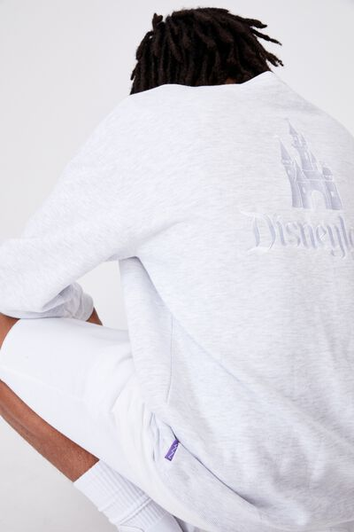 Disney License Crew, LCN DIS SILVER MARLE/DISNEY CASTLE