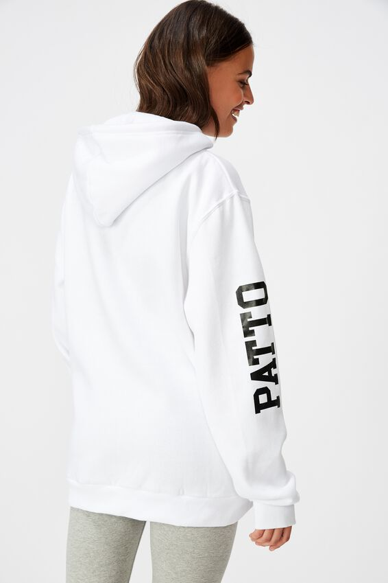 Personalised Basic Hoodie, WHITE