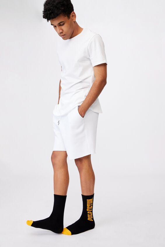 License Jersey Sock, LCN MIRAMAX/BLACK/PULP FICTION