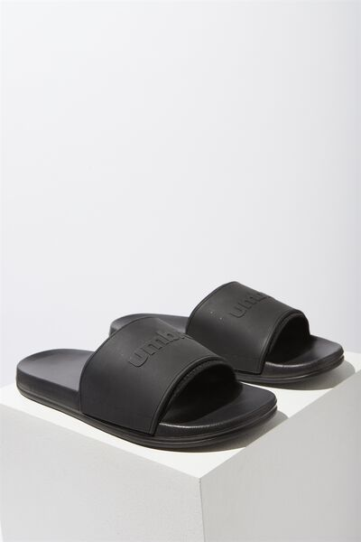 Umbro Neo Slide, BLACK