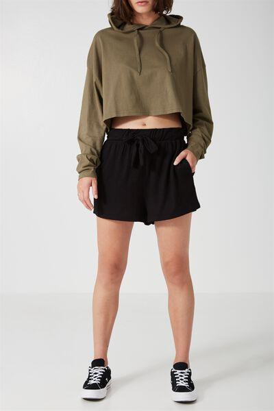 So Soft Short, BLACK