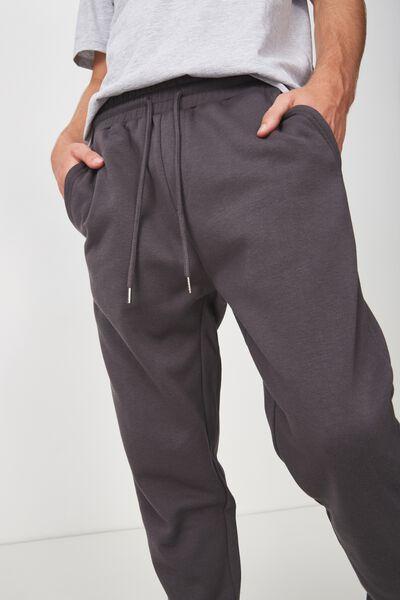 Basic Track Pant, GRAPHITE