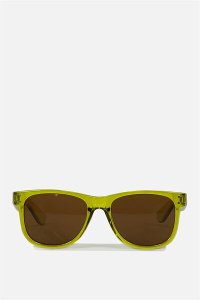 M - Risky Sunnies, CRY YELLOW_BROWN TINT