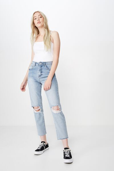e4678d3e2eb Womens Jeans - High Waisted & More | Cotton On