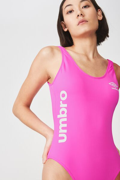 Umbro Lcn One Piece Swimsuit, LILY