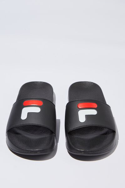 Fila Lcn Slides, BLACK_F
