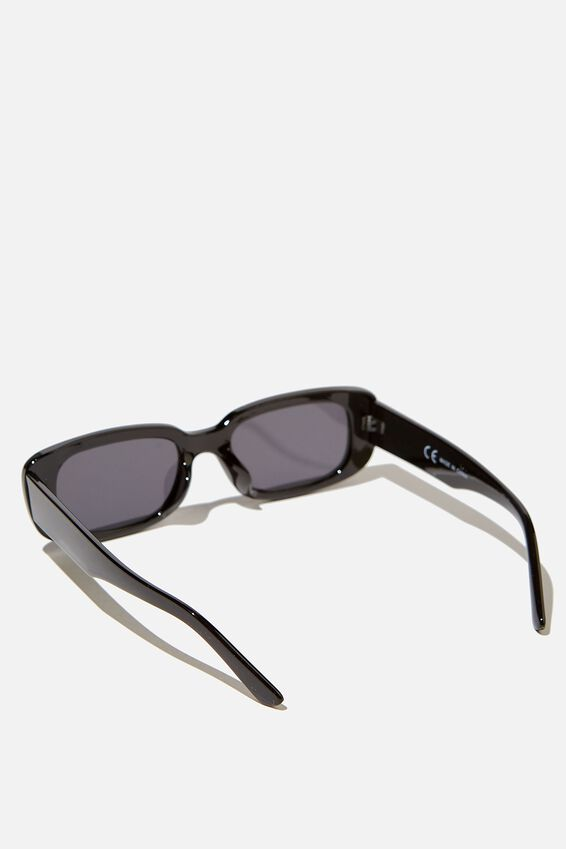 Mia Mode Sunglasses, BLACK