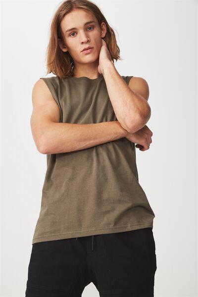 Sport Muscle T Shirt, CLOVER