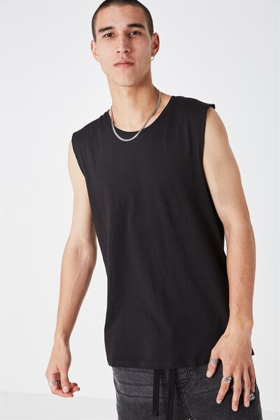 Legacy Muscle, BLACK