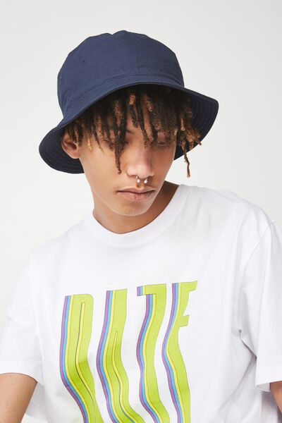 Bucket Hat, RIPSTOCK NAVY
