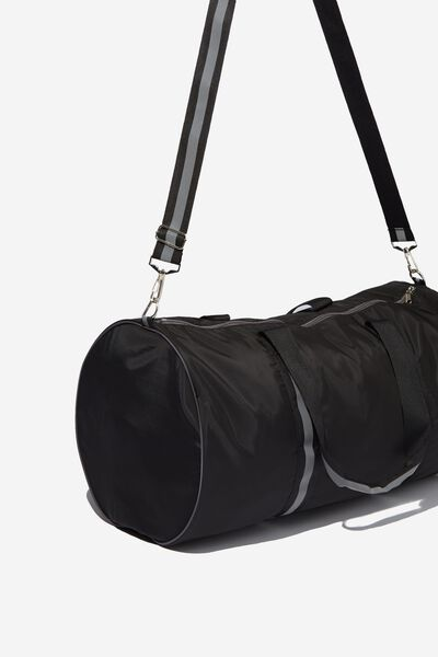 Duffle Bag, BLACK_BLK