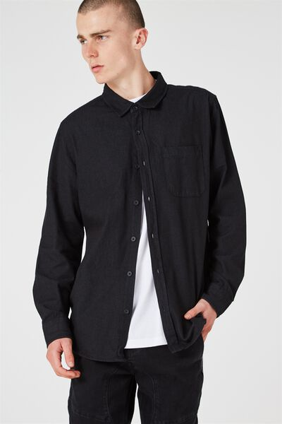 The Ls Od Shirt, BLACK
