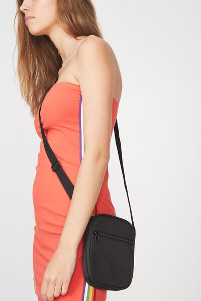 Festival Crossbody Bag, BLACK_BLK