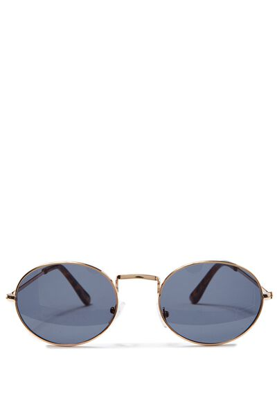 The Ratbag Sunnies, GOLD TORT / BLACK