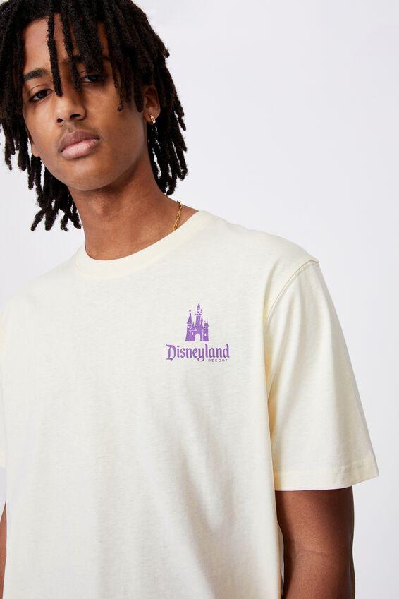Disney License Tee, LCN DIS IVORY/SO FRIENDLYABLE