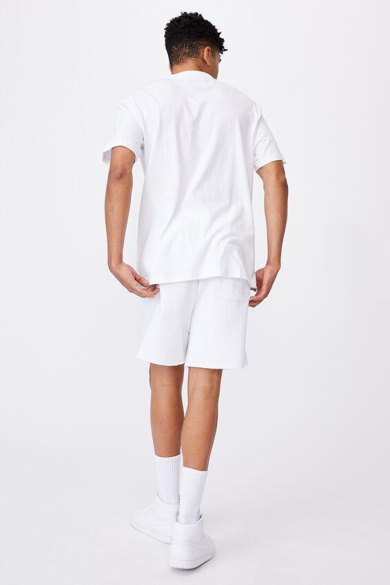 Fila Lcn Est T Shirt, WHITE/FILA EST 1911