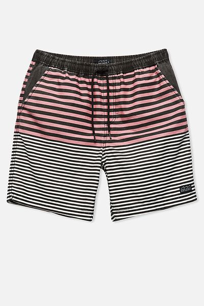 Cabo Longo, HEATHER ROSE TWO STRIPE