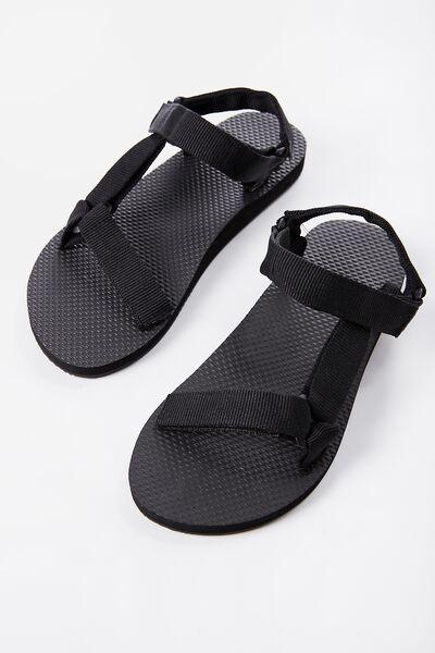 G-Utility Sandal, BLK_BLACK