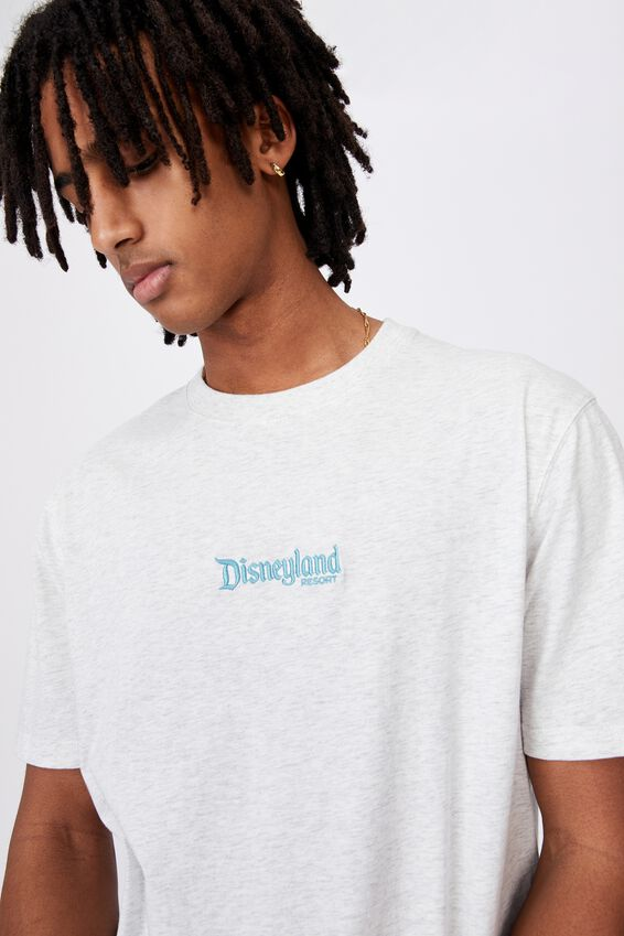 Disney License Tee, LCN DIS SILVER MARLE/DISNEY LOGO