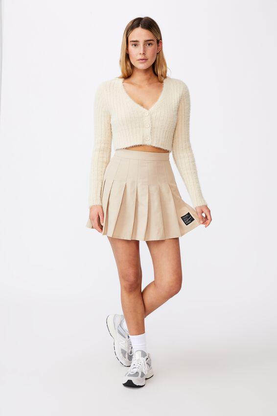 Pleated Skirt, HUMUS