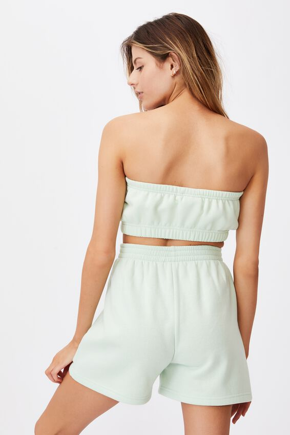 Fleece Bandeau, CELADON