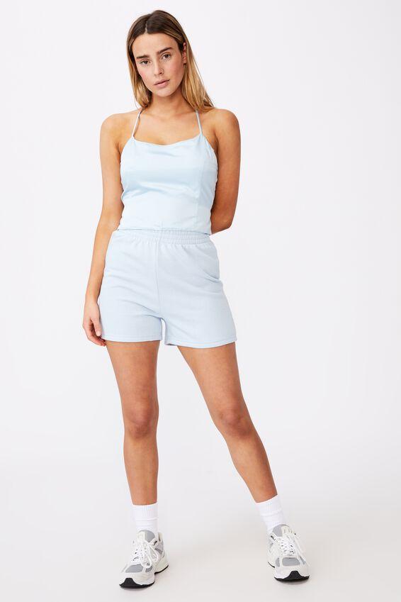 Hype Fleece Short, ICE BLUE