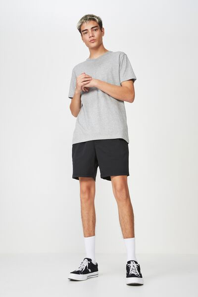Beach Short, BLACK