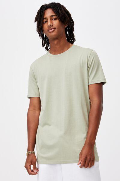 Slim T Shirt, SAGE