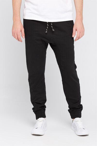 The Jett Pant, BLACK