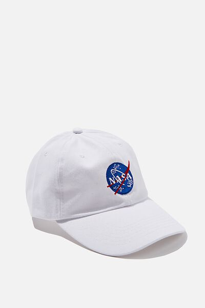 Lcn Dad Cap, NASA