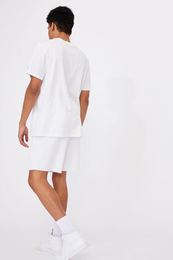 Regular Pop Culture T Shirt, LCN NAS WHITE/NASA COLLEGE