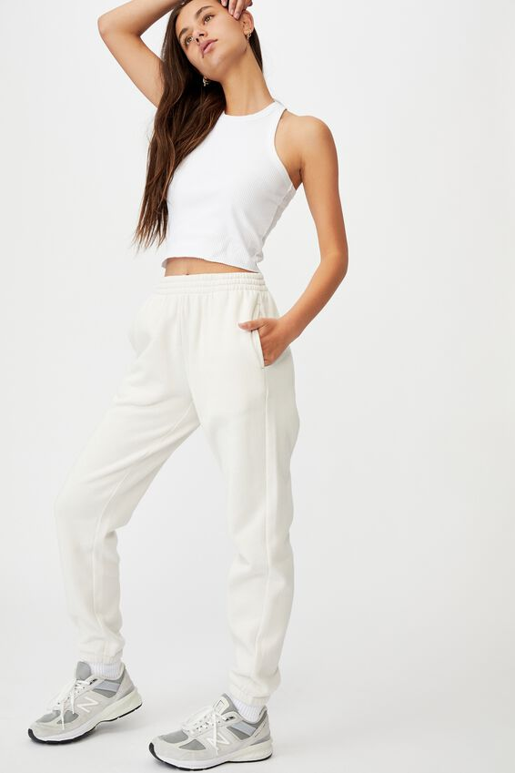 Classic Trackpant, IVORY