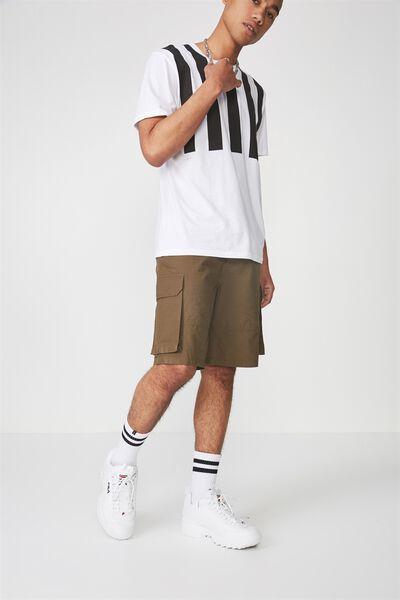 Cargo Shorts, GRAPE LEAF