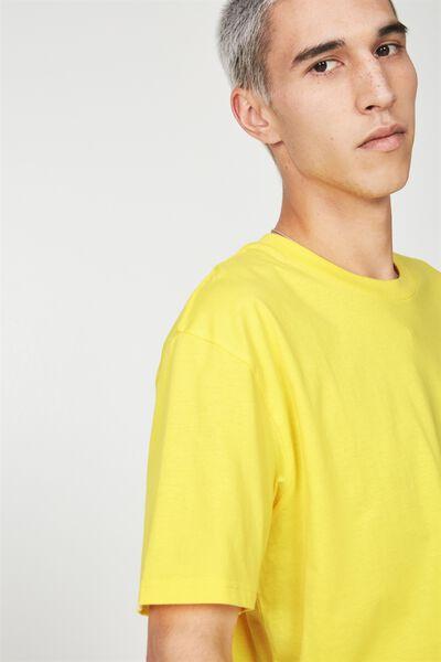 Classic T Shirt, PRIMROSE YELLOW