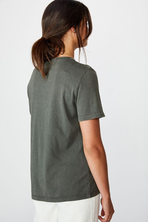 Relaxed Graphic T Shirt, WASHED ASPHALT/CONTELLATIONS