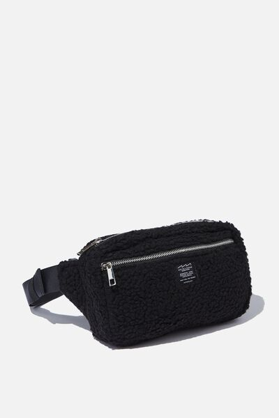 outlet store 3702d a1871 Sherpa Bumbag, BLACK