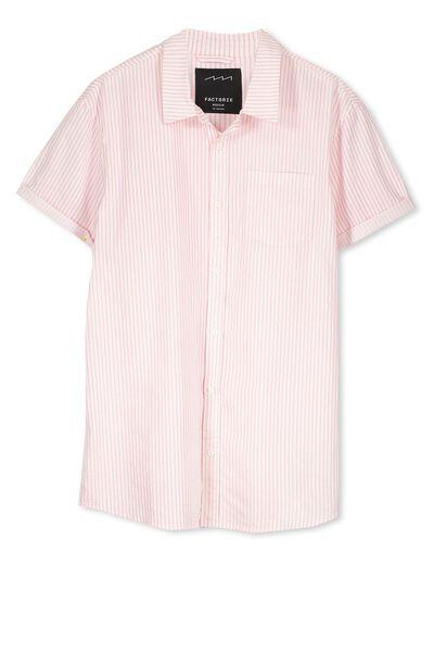 Indie Shirt, STRIPEY HATCH