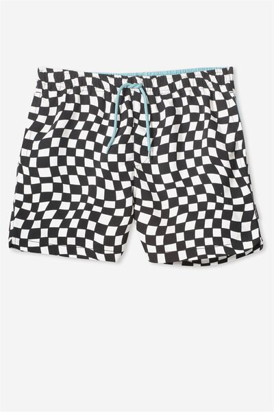 Jose Poolboy Short 2, TRIPPY CHECKED
