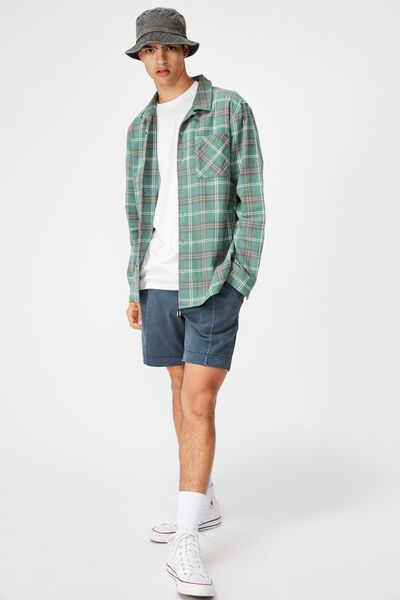 Flanno Shirt, BYRON CHECK