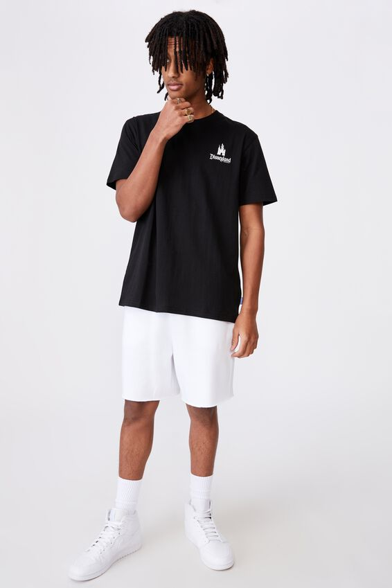 Disney License Tee, LCN DIS BLACK/SO FRIENDLYABLE
