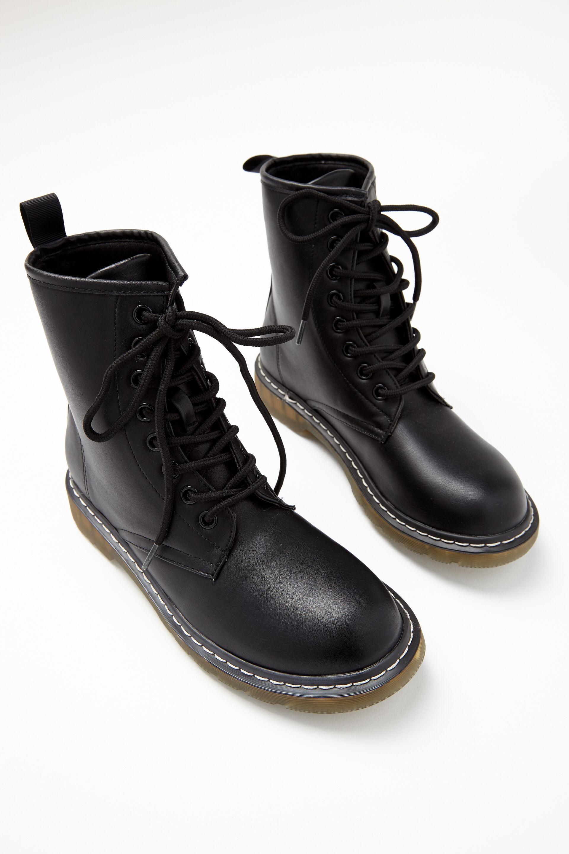 Combat Boot   Women's Fashion