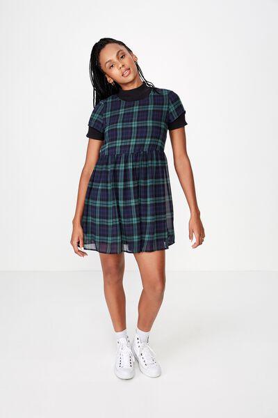 Babydoll Dress, JANA CHECK